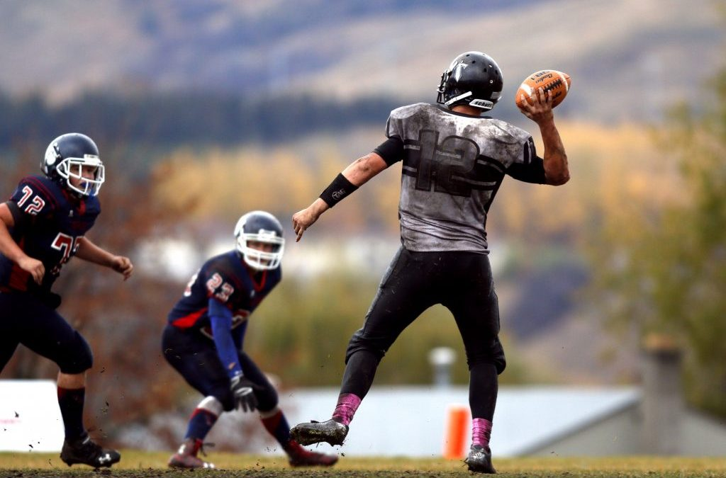 Football QBs epitomize modern leadership today. They are one part Achilles, one part Algorithm