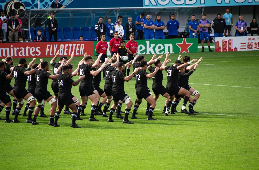 "Want to be more consistently great? Be like the All-Blacks and have a ""Haka"""